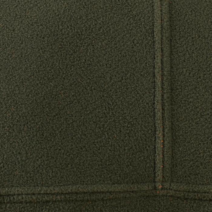 Polaire chasse réversible 500 fluo vert - 931733