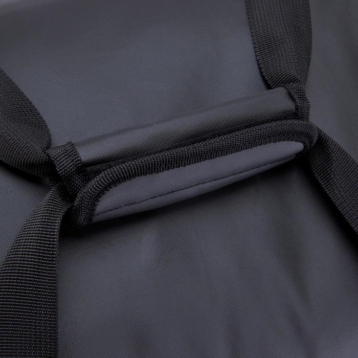 Sporttasche Holdall schwarz