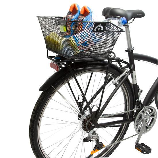 fahrradkorb 500 onesecondclip hinten 13 liter k rbe taschen und gep cktr ger fahrrad. Black Bedroom Furniture Sets. Home Design Ideas