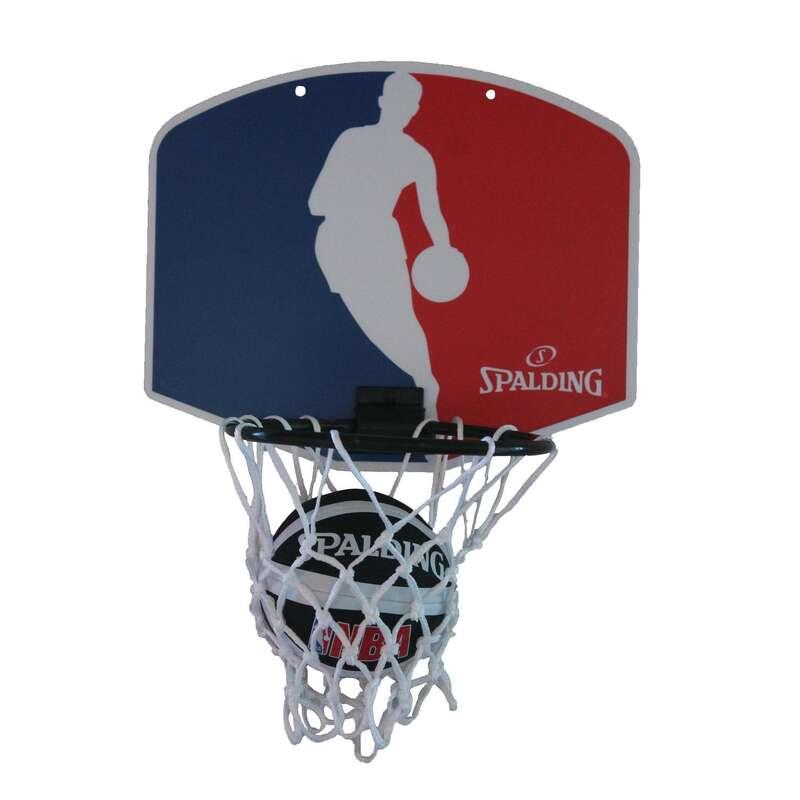 PANIERS & BALLONS BASKETBALL DECOUVERTE Sport di squadra - Mini canestro NBA SPALDING - Canestri, tabelloni e accessori Basket