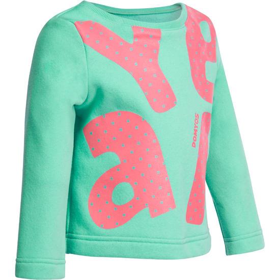 Warme gym sweater voor peuters - 932588