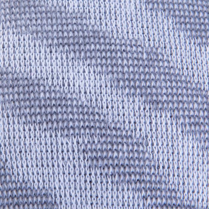 Kniebeschermers volleybal V500 grijs/blauw