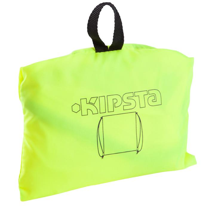 Sac à dos de sports collectif Light 15 litres jaune noir