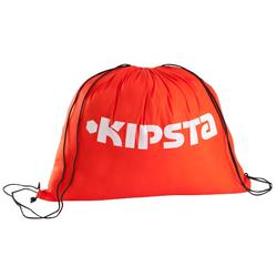 Rugzak voor teamsport Light 15 liter oranje/wit
