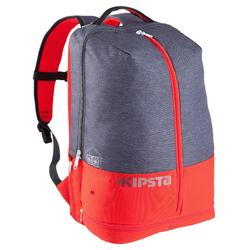 Intensive Team Sports Backpack 35 Litres - Grey/Red