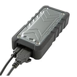 Waterdichte powerbank OnPower 310 - 5200 mAh
