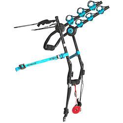 Fietsdrager 300 voor achterklep van voertuig 3 fietsen