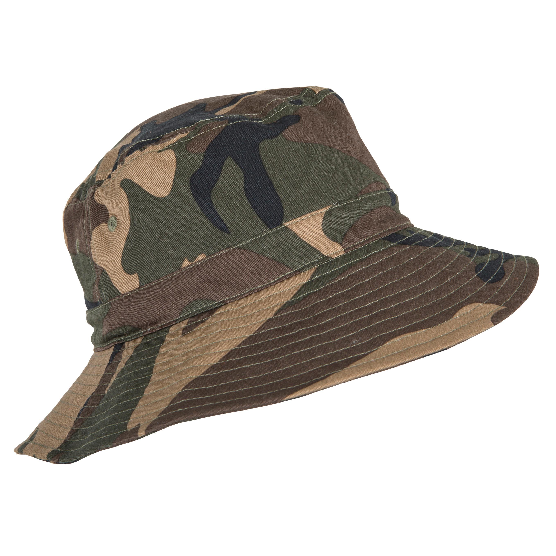 Sun Hat SG-100 Camo Woodland