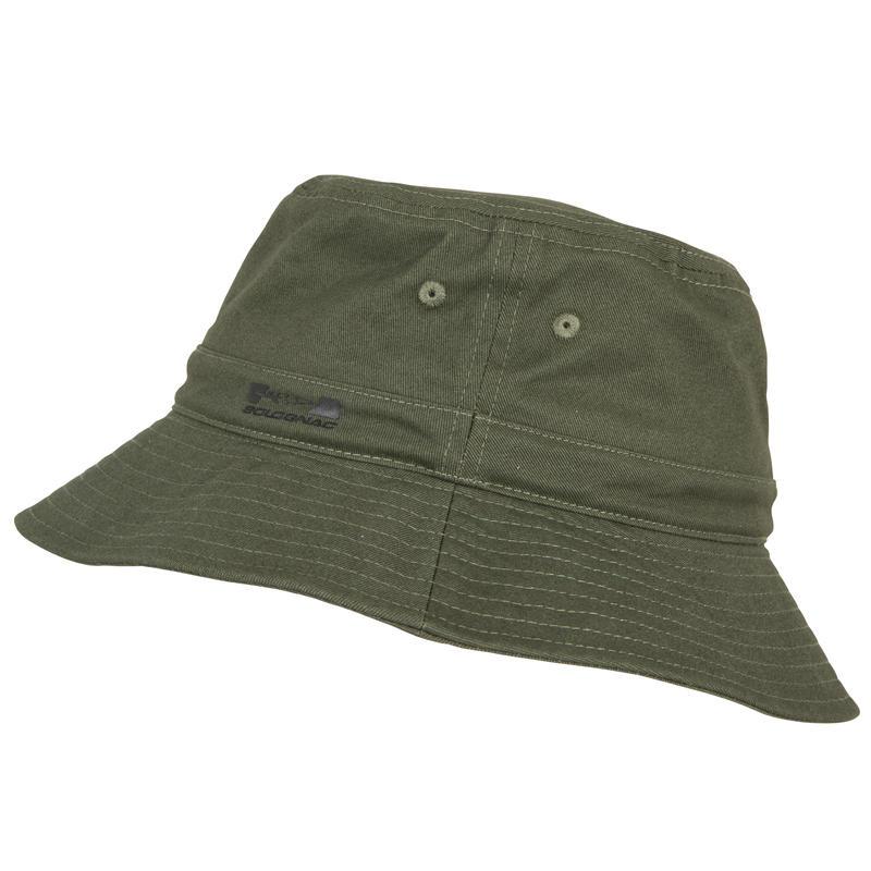 Steppe 100 sun hat - green