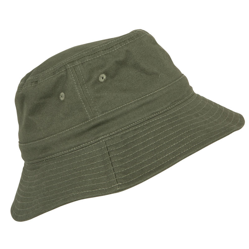 หมวกกันแดดเพื่อการส่องสัตว์รุ่น STEPPE 100 (สีเขียว)