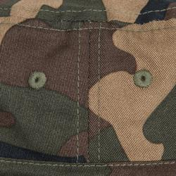 Gorro de caza Steppe 100 camuflaje Woodland