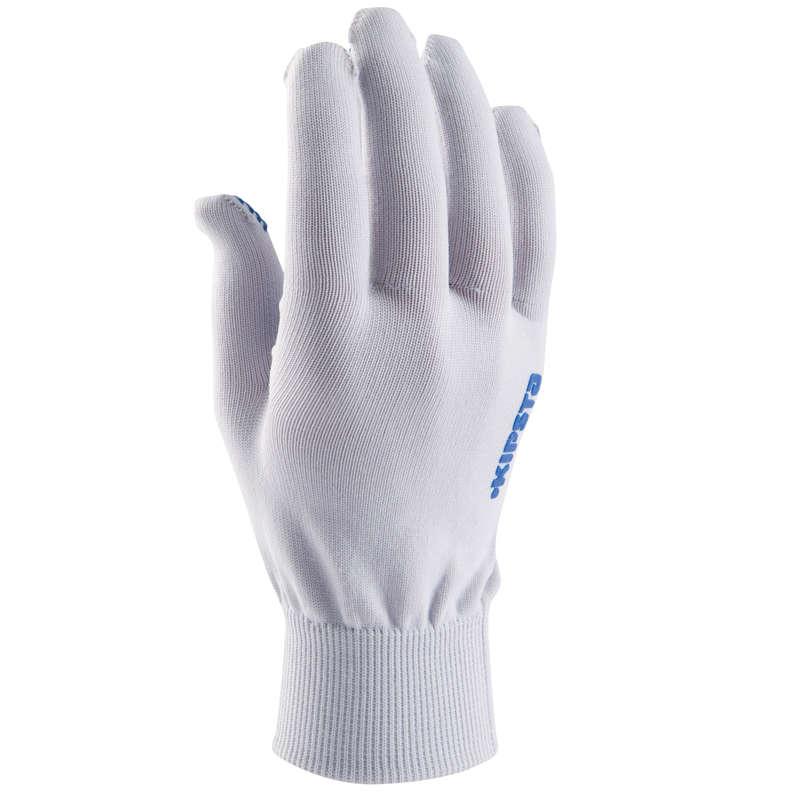 SPODNÍ OBLEČENÍ NA KOLEKTIVNÍ SPORTY Americký fotbal - BEZEŠVÉ RUKAVICE KEEPWARM KIPSTA - Oblečení a rukavice na americký fotbal