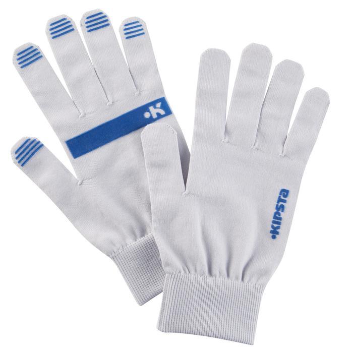 Handschoenen Keepwarm Seamless voor volwassenen grijs