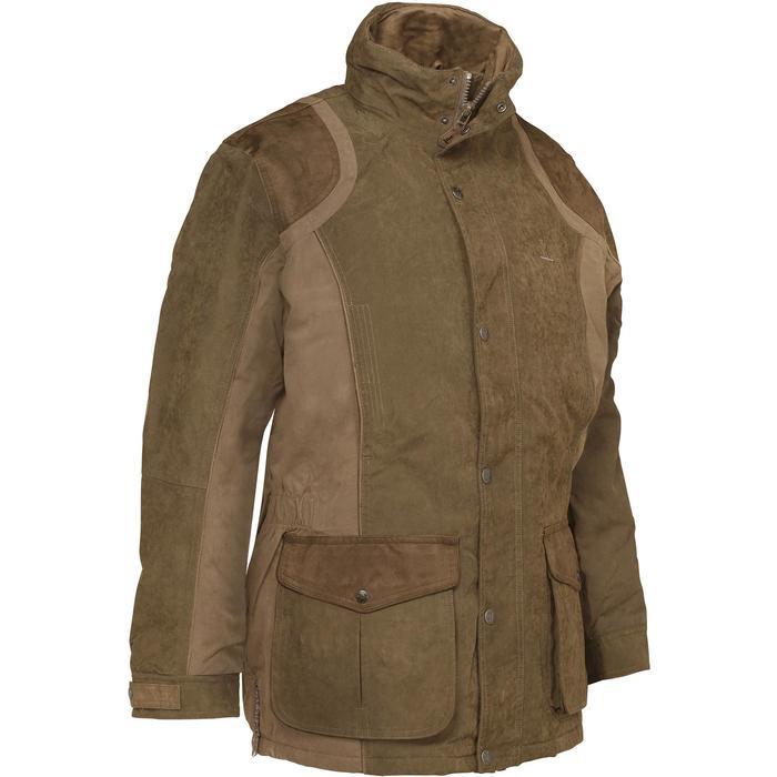 Veste chasse Rambouillet marron - 934475