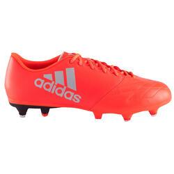 Voetbalschoenen X 16.3 SG voor volwassenen rood - 935107