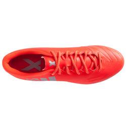 Voetbalschoenen X 16.3 SG voor volwassenen rood - 935111