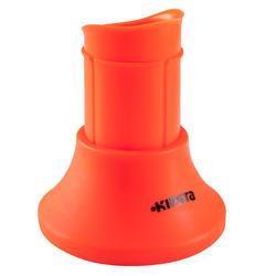 Rugby tee in hoogte verstelbaar oranje - 935279