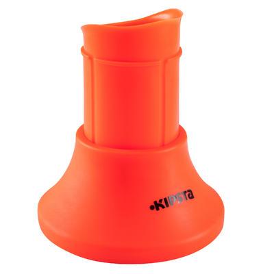 حامل كرة ركبي قابل للتعديل - لون برتقالي