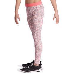 Gym legging voor meisjes - 935455