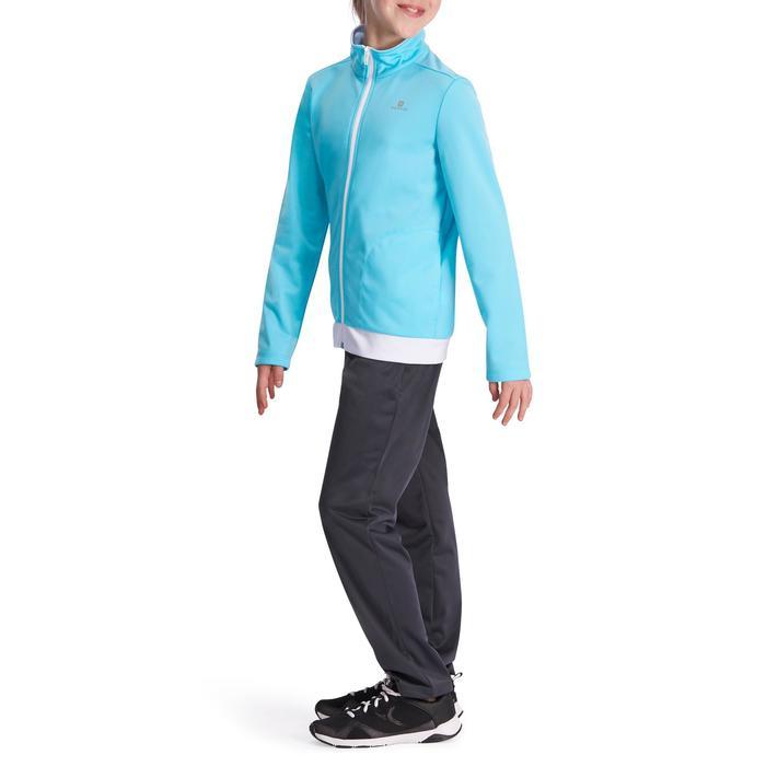 Survêtement chaud zippé Gym Energy fille Gym'y - 935491