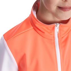 Gym trainingspak met rits Energy Gym'y voor meisjes - 935514