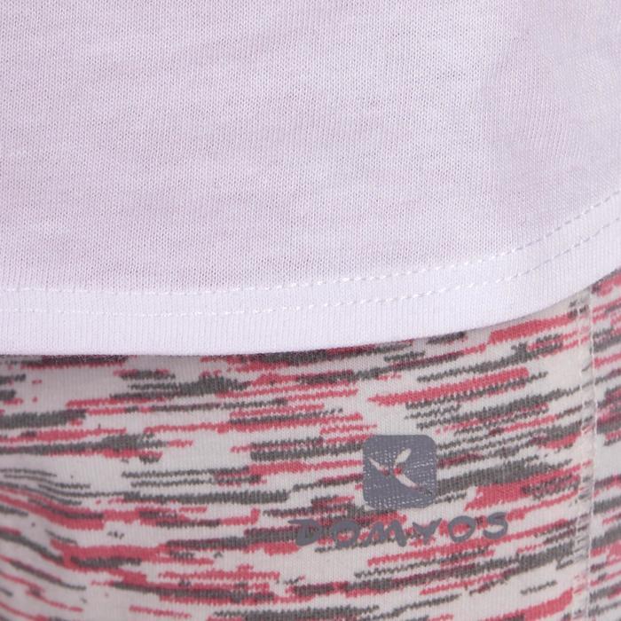 Meisjesshirt met lange mouwen voor gym - 935529