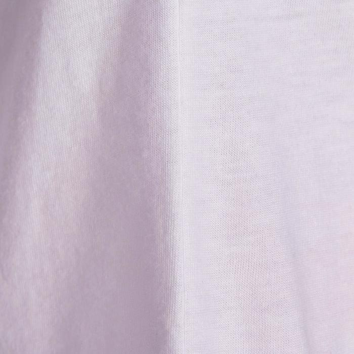 Meisjesshirt met lange mouwen voor gym - 935533
