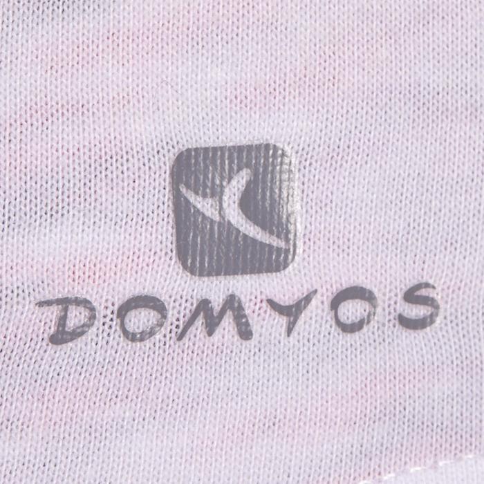 Meisjesshirt met lange mouwen voor gym - 935534