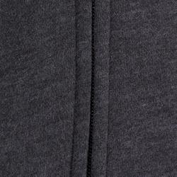 Warme gym hoodie met rits voor meisjes - 935569