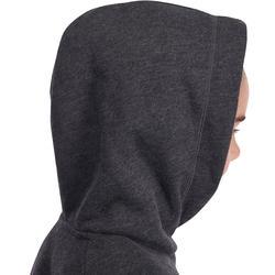 Warme gym hoodie met rits voor meisjes - 935652