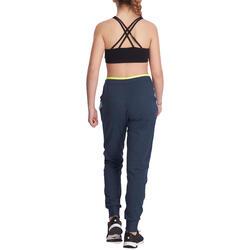 Warme gym broek Energy voor meisjes, slim fit - 935767