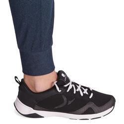 Warme gym broek Energy voor meisjes, slim fit - 935773