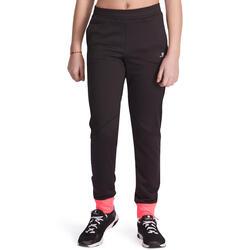 Gym joggingbroek Energy voor meisjes, slim fit - 935858