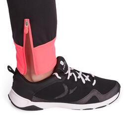 Gym joggingbroek Energy voor meisjes, slim fit - 935859