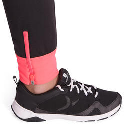 Gym joggingbroek Energy voor meisjes, slim fit - 935896