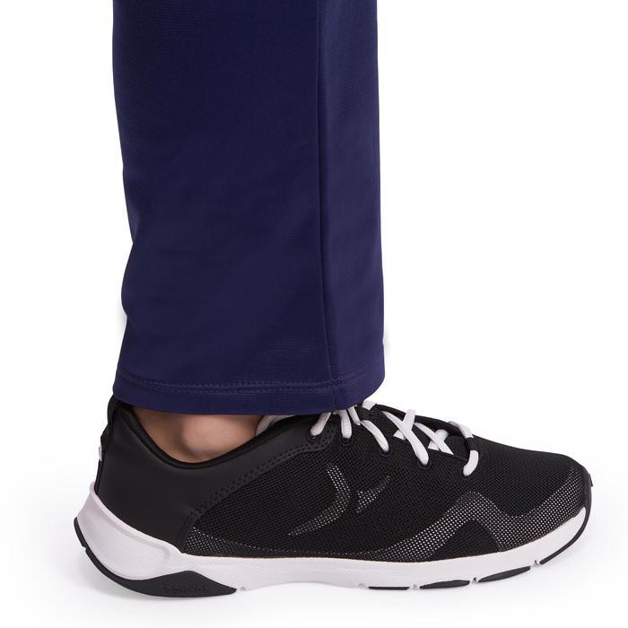 Survêtement chaud zippé Gym Energy garçon bleu bleu marine Gym'y