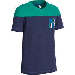 Tee shirt fitness...