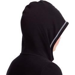 Warm ritsjack met kap print gym jongens - 936345