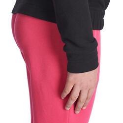 Warm gym vest voor meisjes - 936685