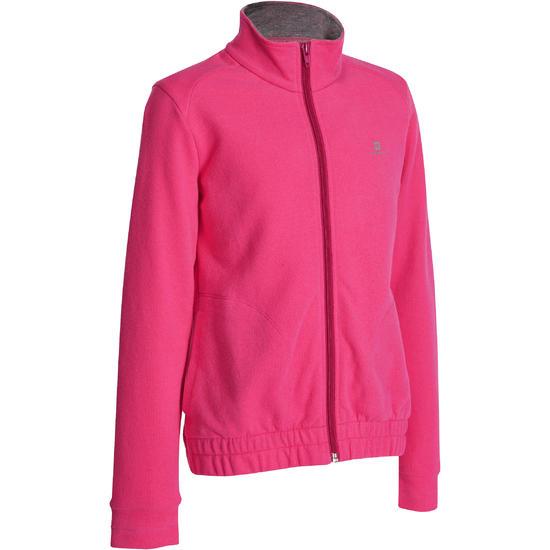 Warm gym vest voor meisjes - 936687