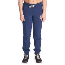 Gym joggingbroek voor meisjes, regular fit - 936705