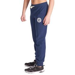 Gym joggingbroek voor meisjes, regular fit - 936714