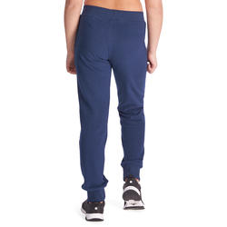 Gym joggingbroek voor meisjes, regular fit - 936715