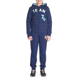 Gym joggingbroek voor meisjes, regular fit - 936717