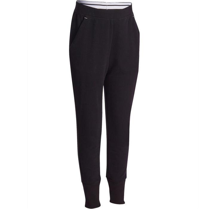 Pantalon 520 chaud slim Gym Fille poches - 936734