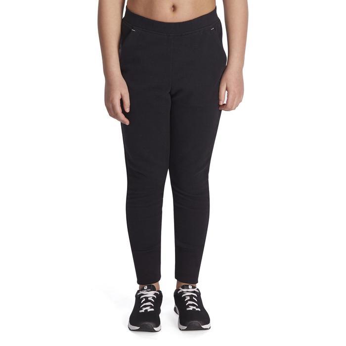 Pantalon 520 chaud slim Gym Fille poches - 936736