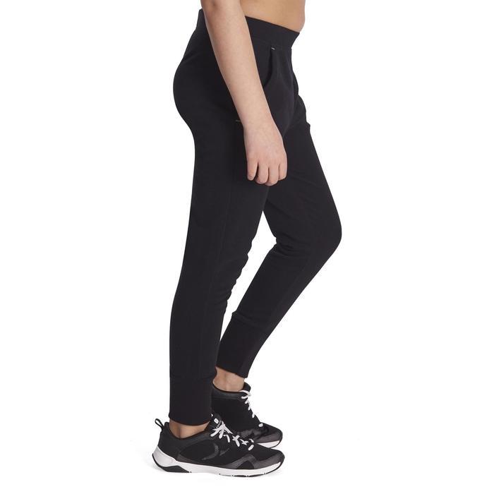 Pantalon 520 chaud slim Gym Fille poches - 936737