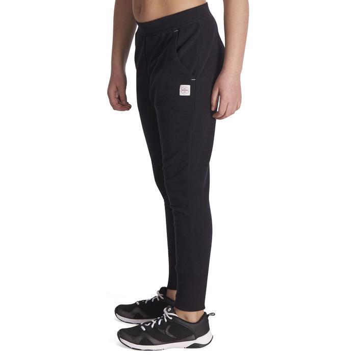 Pantalon 520 chaud slim Gym Fille poches - 936740
