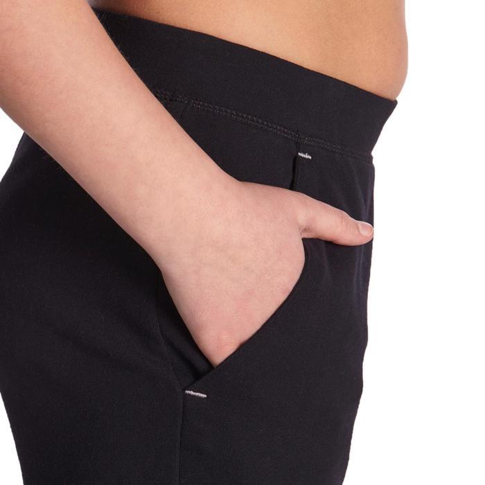 Pantalon 520 chaud slim Gym Fille poches - 936744