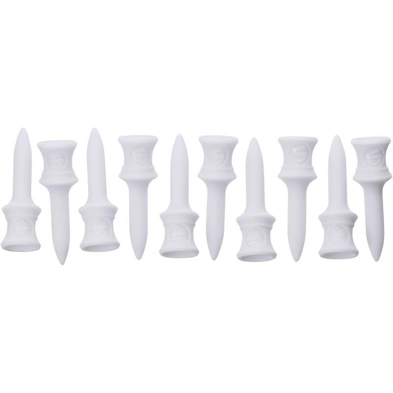 12 mm Step Tee X10 - White